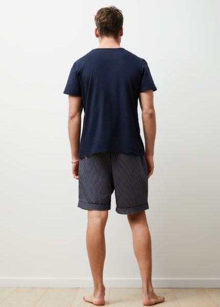 The Merricks Boxer Set Short Sleeve - Rear view