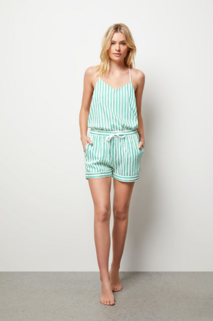 The Willow Camisole Boxer Set - Front view