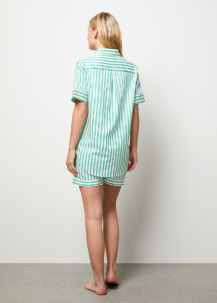 The Willow Boxer Set Short Sleeve - Rear view